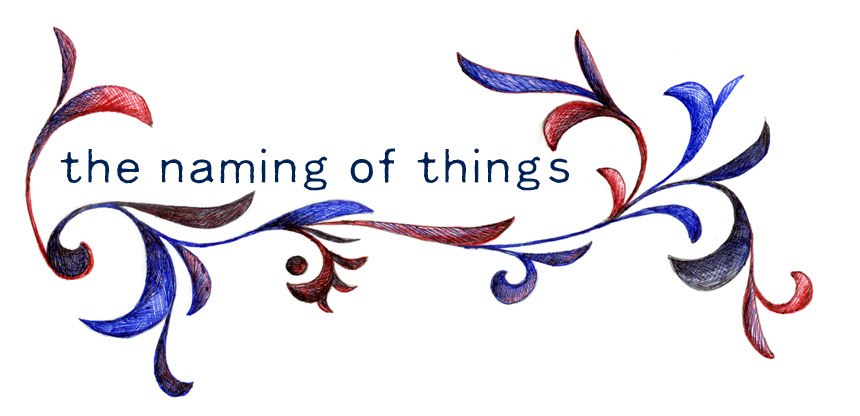The Naming of Things