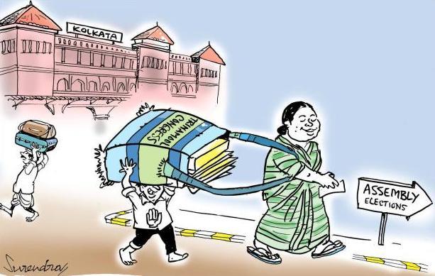 mamata banerjee cartoon picture. Mamata Banerjee Cartoon - Page