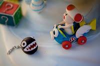 Super Mario Wedding Cakes