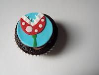 Mario Cupcakes - clevercupcakes