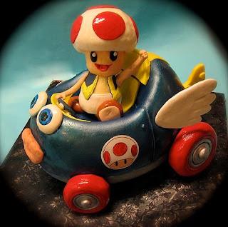 Mario Cupcakes - debbiedoescakes