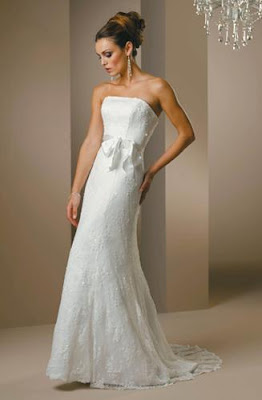 Simple Strapless Wedding Dresses ~ Wedding Dresses and Cakes