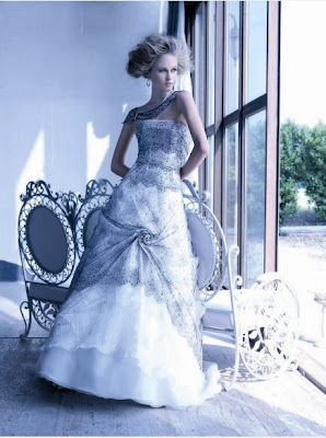 Italian Wedding Dress - Luisa Sposa