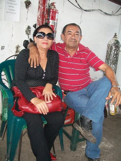 Mis padres, ejemplo a seguir