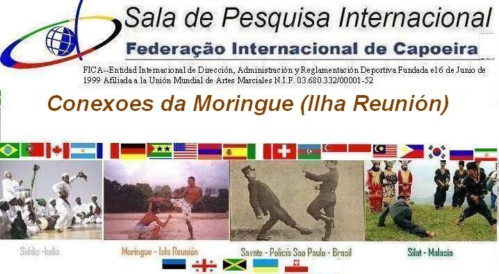Conexoes da Moringue (Ilha Reunión)