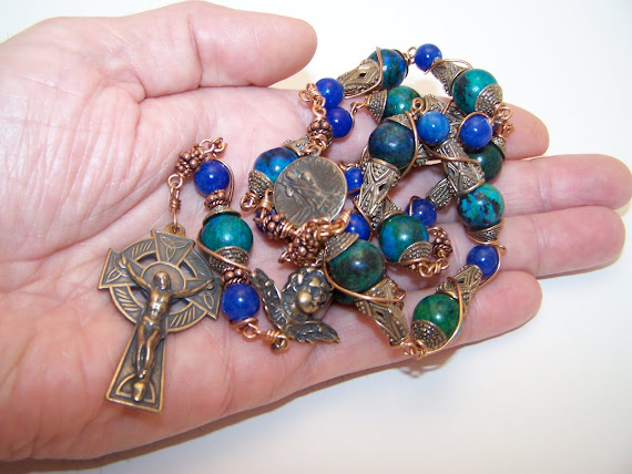 No. 82.  Chaplet of Saint Patrick- NEW