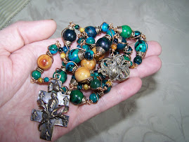 No. 90.  Chaplet of Saint Joan Of Arc