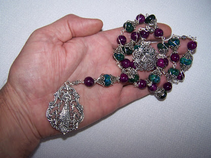 No. 99.  Chaplet Of The Immaculate Conception (SOLD)