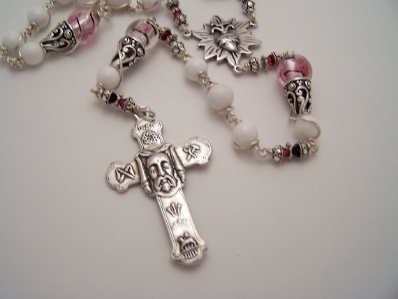 No. 48.  Rosary Of The Sacred Heart (NEW)