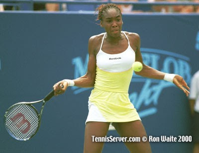 Venus Williams Hot Tennis Wallpaper