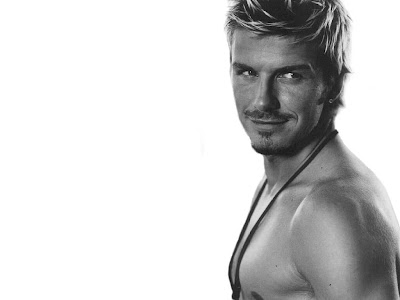 David Beckham Sexy Gallery Pictures