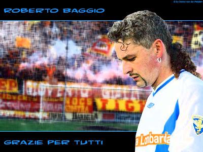 Roberto Baggio Photo Gallery
