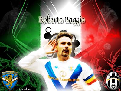 Roberto Baggio Wallpaper