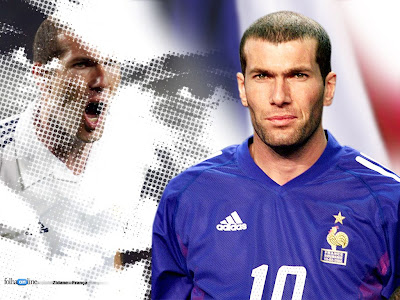 Zinedine Zidane Wallpapers