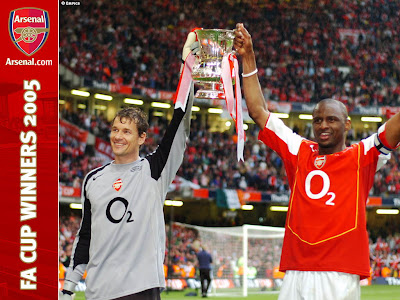 Patrick Vieira Won The Cup