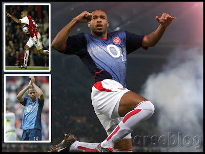Thierry Henry Wallpaper Gallery