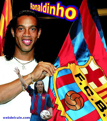 Ronaldinho Top Soccer Player Gallery