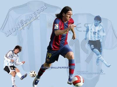 Lionel Messi Photo Gallery