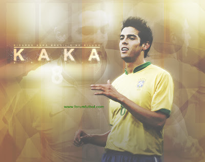 Kaka Top Soccer Player Wallpapers