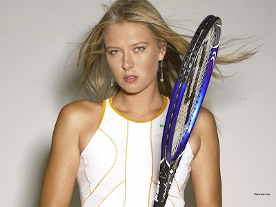 tennis star maria sharapova hot pics. Maria Sharapova Tennis Player