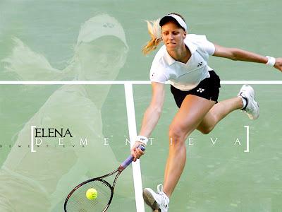Elena Dementieva Tennis Player Hot Sexy Photo Gallery Pictures