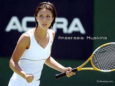 Anastasia Myskina Tennis Player Pictures