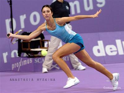 Anastasia Myskina Tennis Hot Sexy Gallery Wallpapers