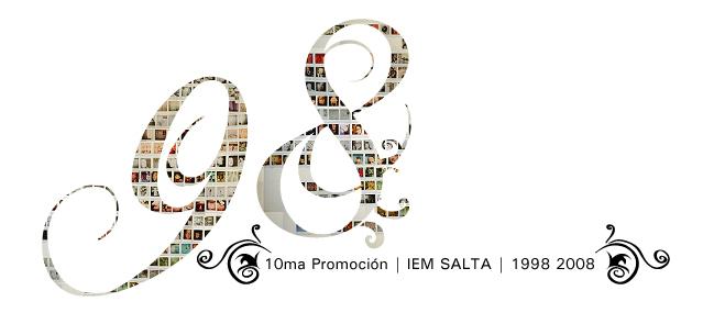 10ma Promo IEM Salta