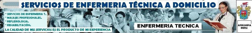 TCNICA EN ENFERMERIA