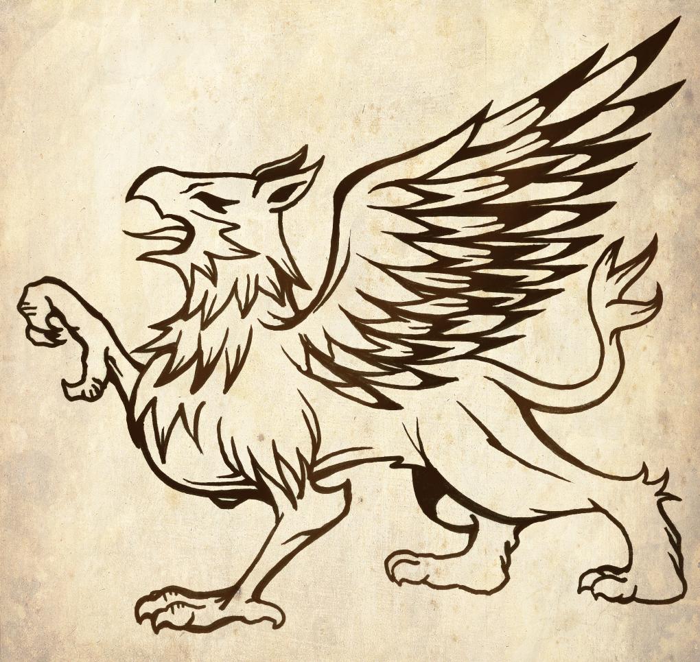Casa nobiliaria p gina 18 aventuras en poniente clan for Grifos antiguos de pared