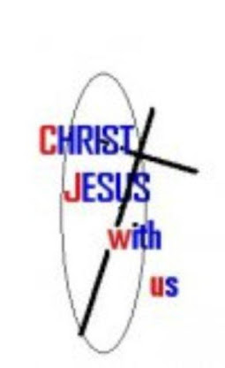 JESUS CHRIST WITH US, to the end, revelation 1:8