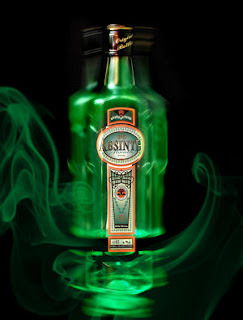 absinth  by evil1903 10 Jenis Minuman Beralkohol Paling Digemari di Dunia