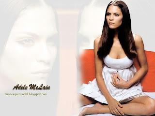 Adele McLain Cute Sexy Cewek Bispak wallpaper