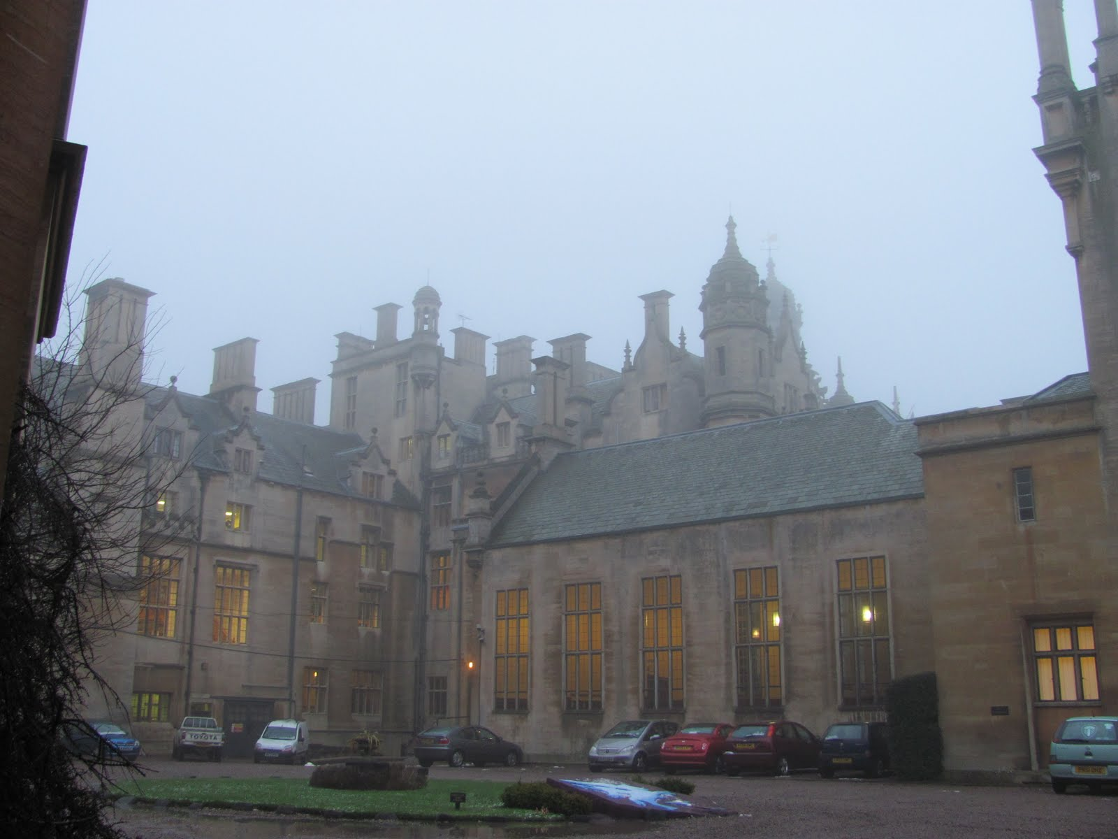Harlaxton College Carriage House
