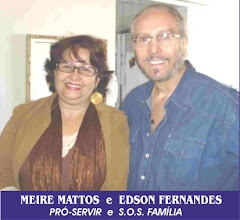 MEIRE MATTOS E EDSON FERNANDES