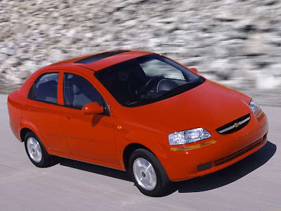 2004 Chevrolet Aveo LS 4 Door 2004 : Collection of Chevrolet Wallpapers,