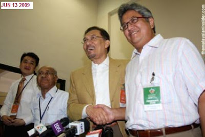 Zaid joins PKR