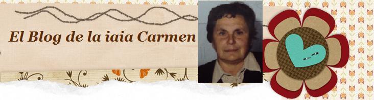 El Blog de la iaia Carmen