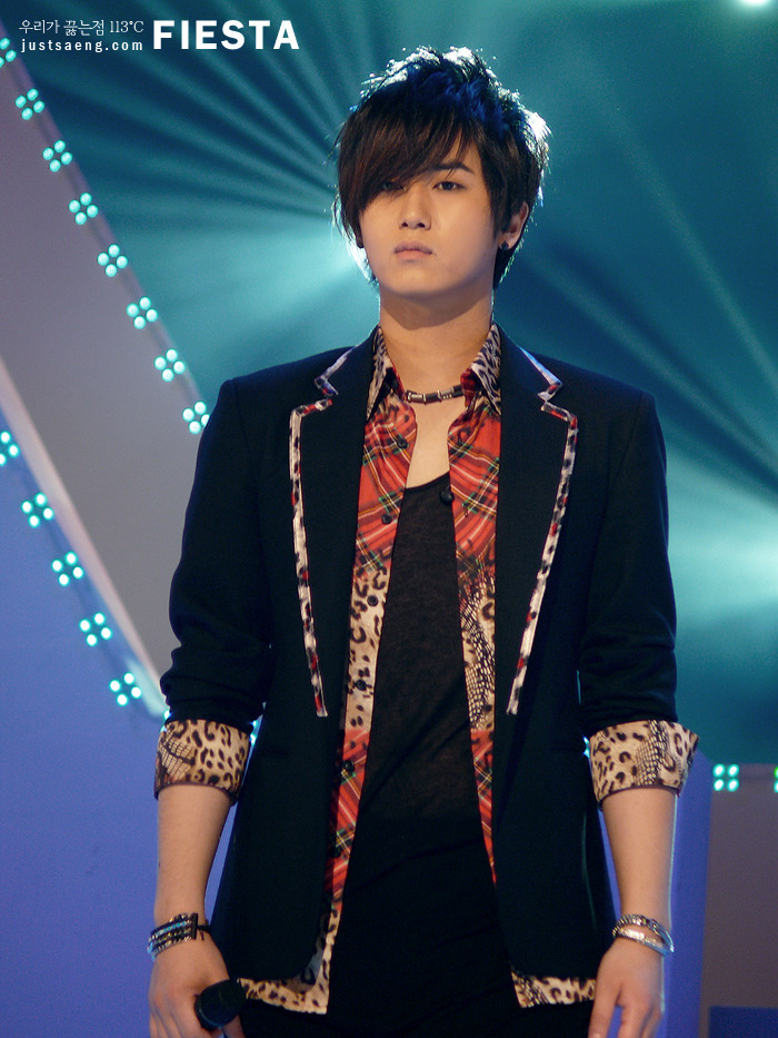 SS501 in KBS Workers Arts and Culture Awards /// 29.10.2009