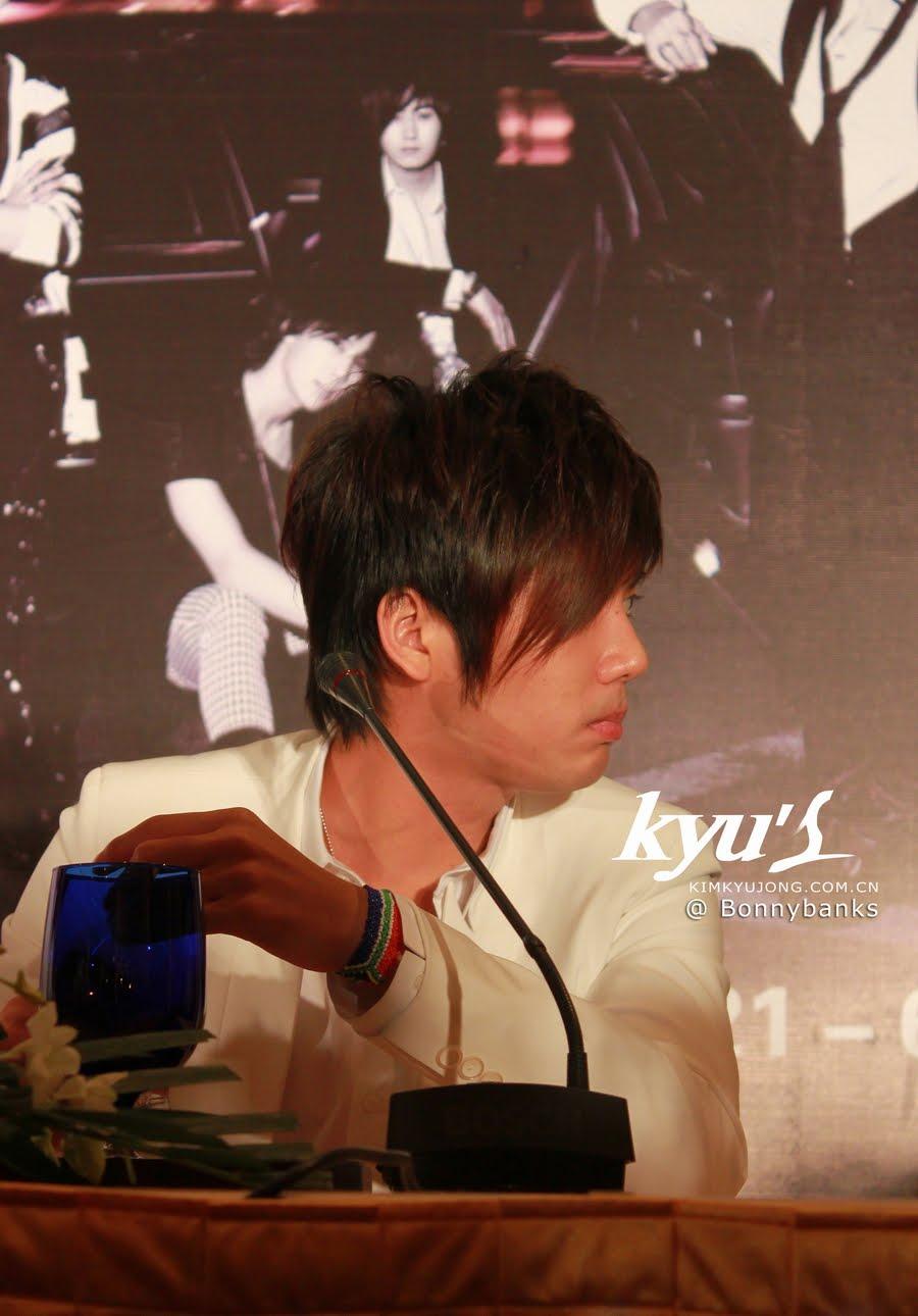 SSS501 in Persona Press Conference Foto�raflar� 2009