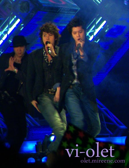 SS501 in Love Sharing Concert 22/11/2009