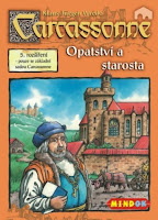 Carcassonne - Opatství a starosta