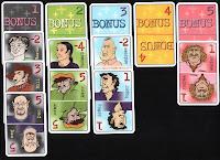 Vyložené karty osob