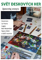 Zpravodaj Světa deskových her 1/2009
