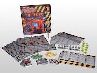RoboRally - obsah krabice