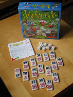 Heckmeck - herní materiál