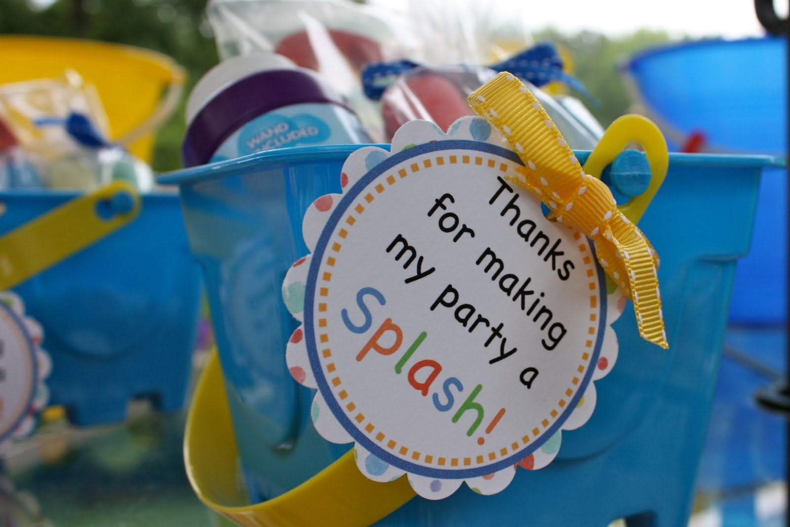 Pool Parties Splish Splash 1st Birthday Party Ideas