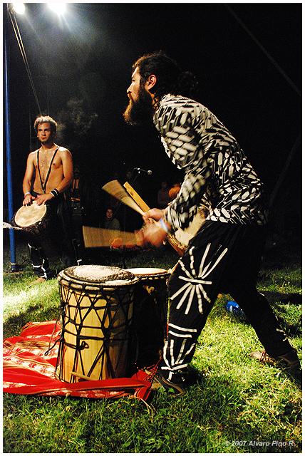 Earthdance Festival.