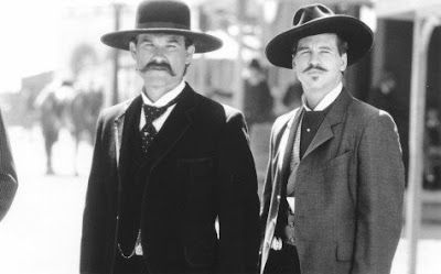 Doc Holliday Val Kilmer Wallpaper Kurt russell and val kilmer in
