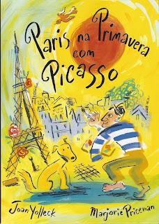 PICASSO - Paris na primavera com Picasso